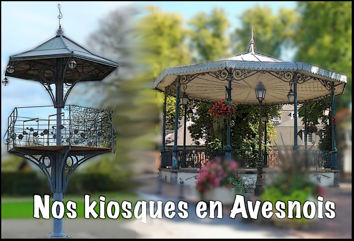 Kiosque En Bois Hexagonal les kiosques existants – nos kiosques en avesnois